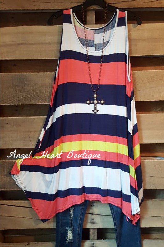 Summer Stripes Dress