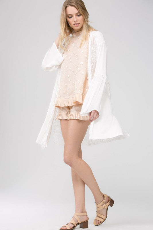Know Your Heart Cardigan - Ivory