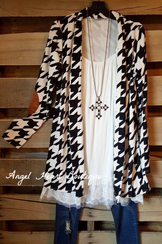 Today is Your Day Cardigan - Sassylook - Tunic - Angel Heart Boutique  - 1