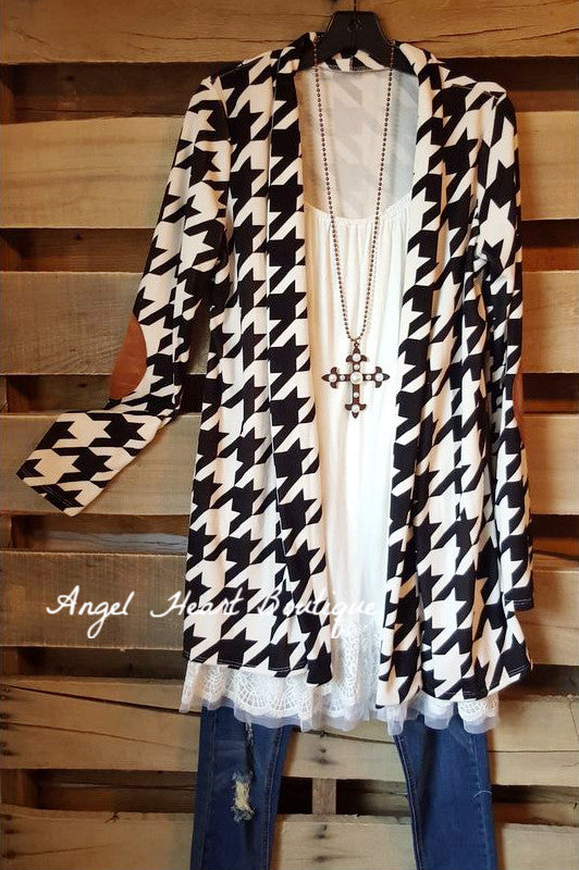 Today is Your Day Cardigan - Sassylook - Tunic - Angel Heart Boutique  - 2