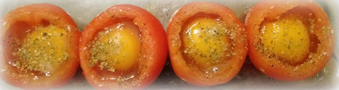 Stuffed Tomatoes - Image Provided by Jennie Louwes