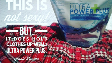 Norwex Ultra-Power Plus - Photograph and Word-Overlay by Jennie Louwes