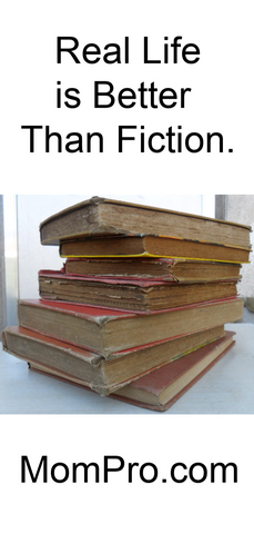 Better than Fiction - Image Provided by streetlight via Morgue File - Word Overlay by Jennie Louwes