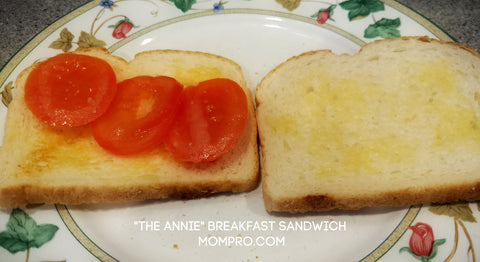 Tomato Slices - Image Provided by Jennie Louwes