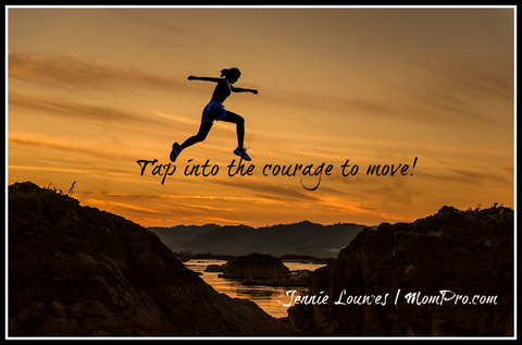 Make a Move - Photo Provided by Sasint via Pixabay - Word Overlay by Jennie Louwes