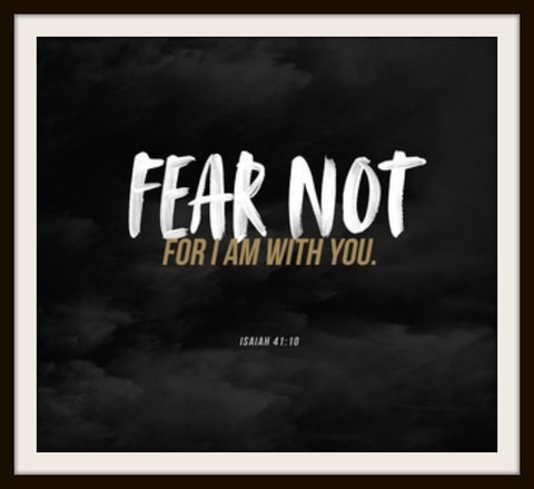Fear Not - Image Provided by Danae Hollander