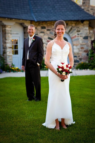 A Bride in Time - Photo Taken From Michael Vander Hart's Facebook Page