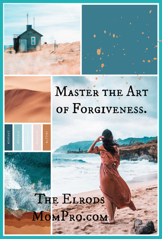 Mastering the Art of Forgiveness - Image Provided by PicMonkey - Word Overlay by Jennie Louwes