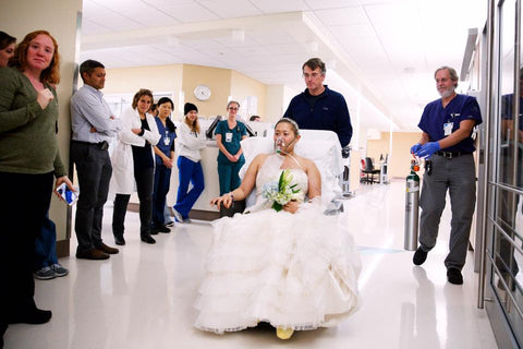The Bride - Virginia Mason Hospital - Image Provided by Janet Henderson
