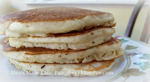 Stack of Hot Cakes - Image Provided by Jennie Louwes