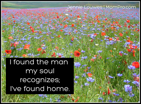 Home - Photo by: leudh via Morguefile - Words and Overlay by: Jennie Louwes