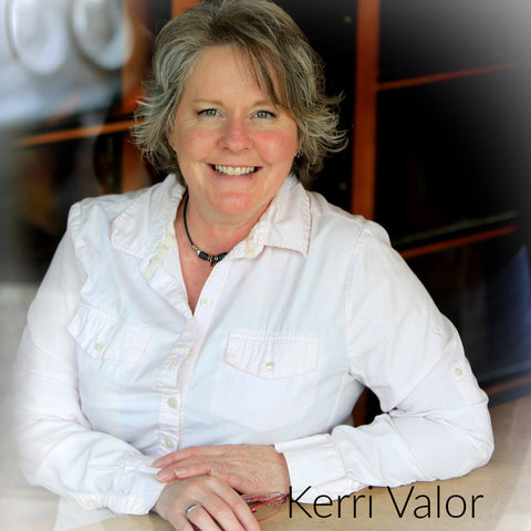 The Definition of Valor - Kerri Valor - Image Provided by The Valor Family