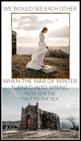 The War of Winter - Image Provided by PicMonkey - Word Overlay by Louwes Media