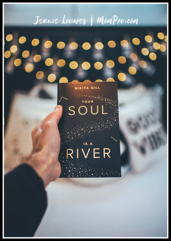 Your Soul is A River - Image Provided by ThoughtCatalog via Pixabay - Word Overlay by Louwes Media