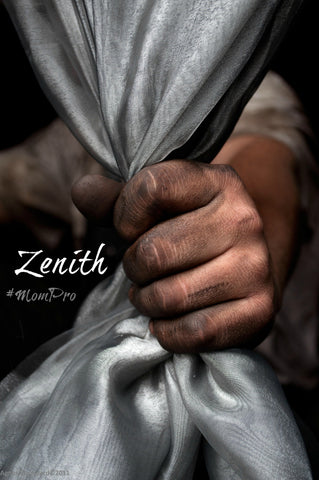 Zenith: The Peak of Ones Power - Word-Overlay by Jennie Louwes
