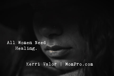 Women Need Healing - Image by Free-Photos via Pixabay - Word Overlay by Jennie Louwes