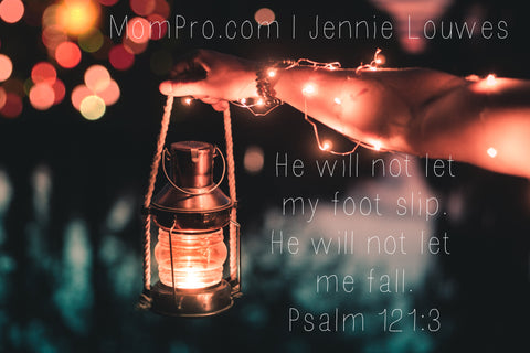I will not fall - Image Modified by Jennie Louwes - Image Provided by David Pentek - Freely Photos