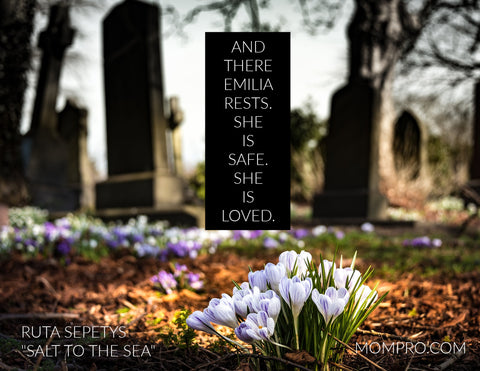 She is Loved - Image Provided by drippycat via Pixabay - Word Overlay by Louwes Media