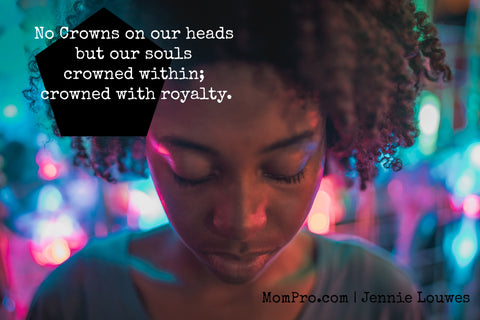 Crowned Royal - Image Created by Jennie Louwes - Photo by Jezael Melgoza - Freely Photos