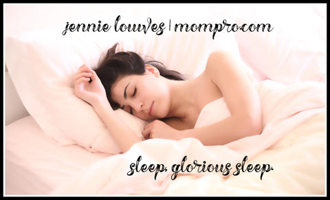 Sleeping Beauty - Image Provided by Claudio_Scott via Pixabay - Word Overlay by Louwes Media