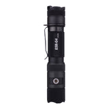 Powertac E5R-G4 1800 Lumen USB Rechargeable Tactical Flashlight