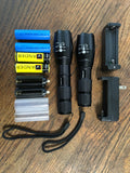 (2) 3000 Lumen 5 function CREE Flashlights (As seen on TV...but much better deal)