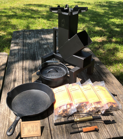 "Minuteman ""K"" Stove Kitchen Set (Save $50)"