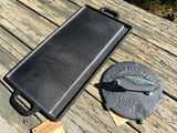 Camp Griddle/Grill & Bacon Press