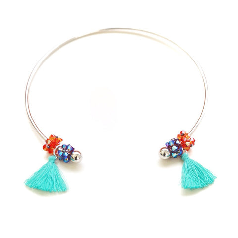 Beach Bash Choker//Collier Ras-de-Cou Beach Bash