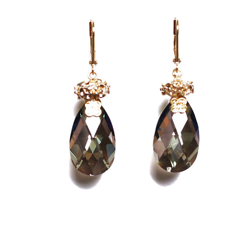 B.O. Double Drops Earrings