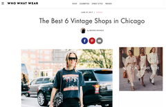 Best Vintage in Chicago