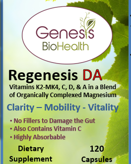 Supplements - Regenesis DA