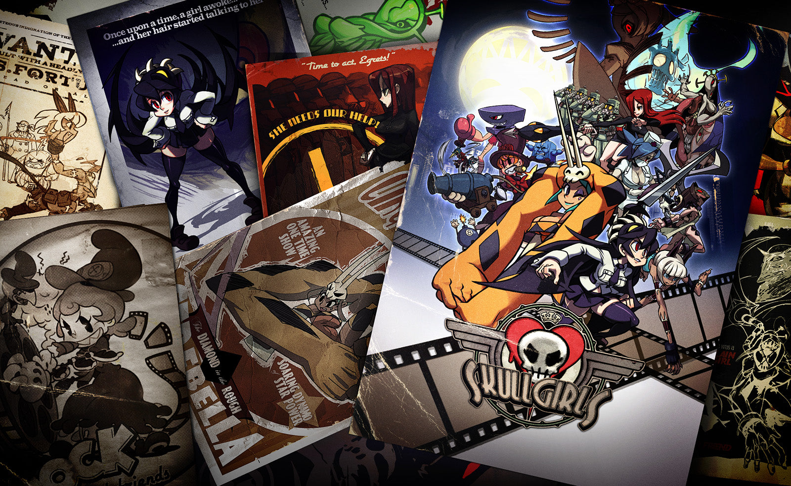 Play Skullgirls (and why you should)