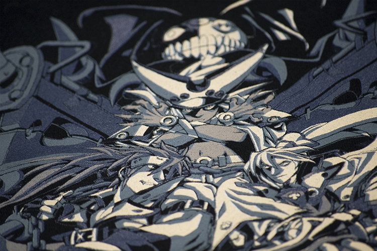 Guilty Gear No Mercy T-shirt by Eighty Sixed