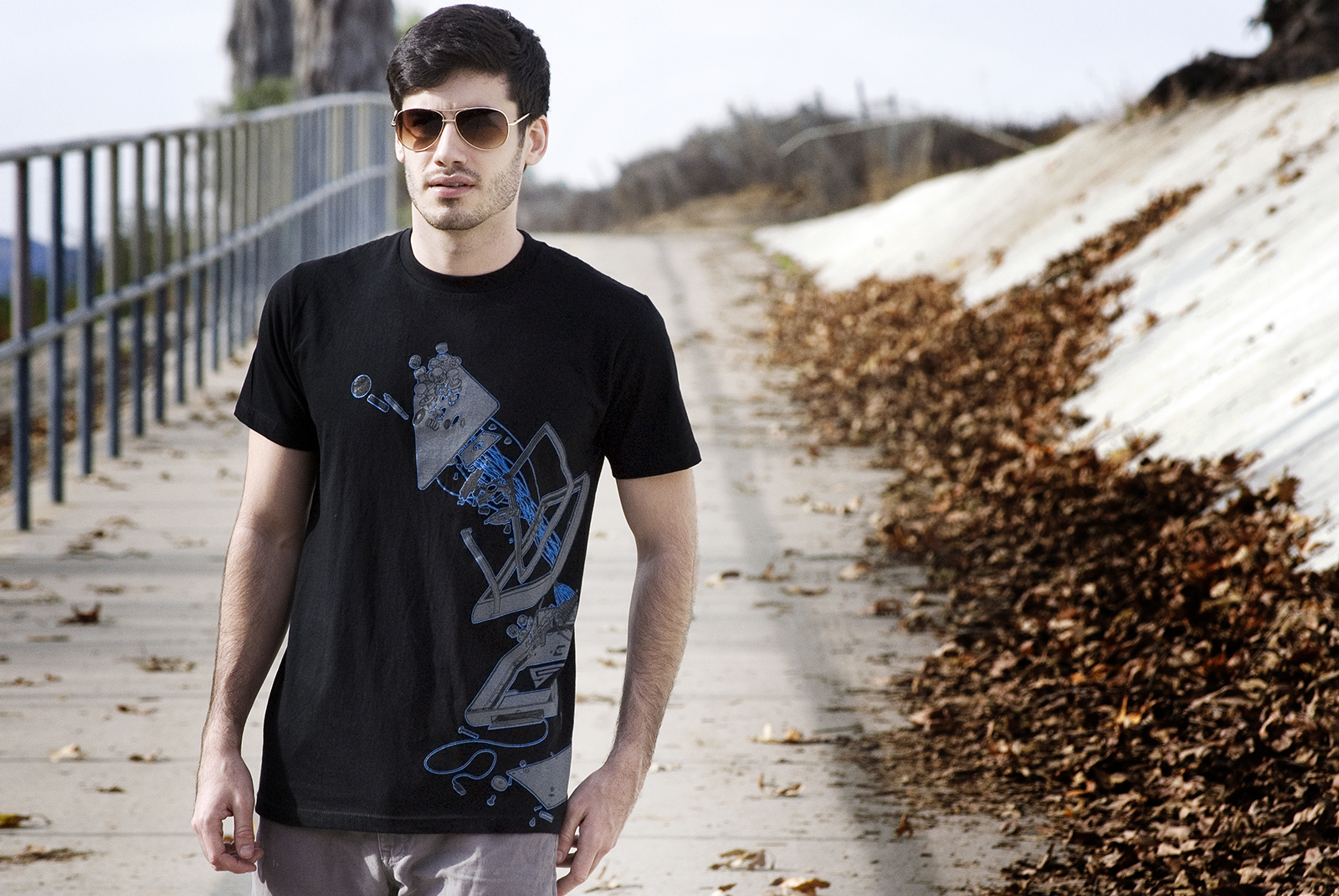 Eighty Sixed Method of Control T-shirt