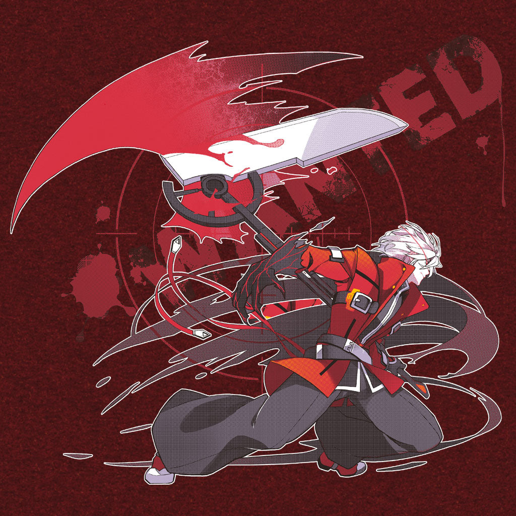 Blazblue - Blood Kain