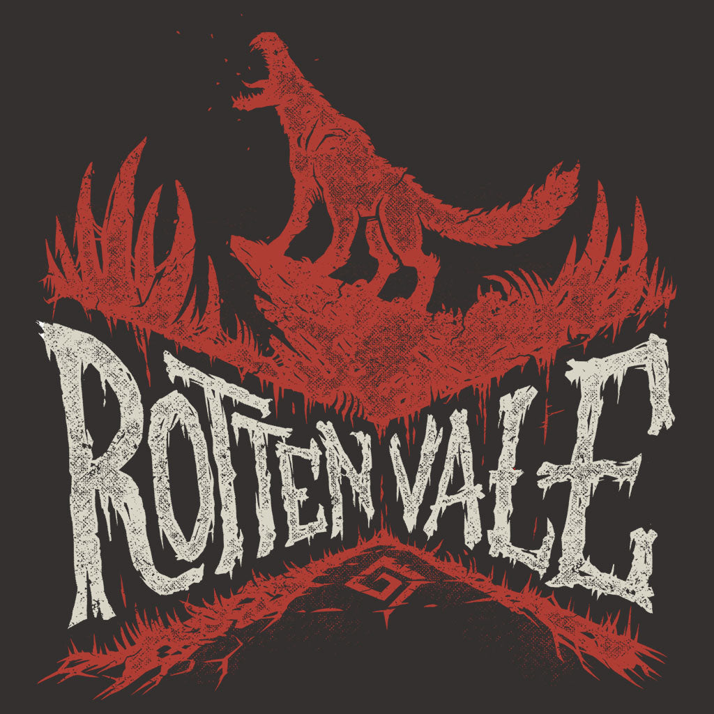 Monster Hunter World Rotten Vale T-Shirt by Eighty Sixed