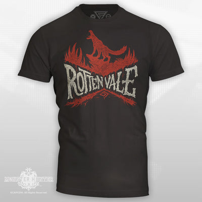 Monster Hunter World Rotten Vale T-Shirt