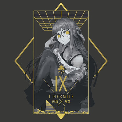 Persona 5 Futaba T-Shirt Design by Eighty Sixed