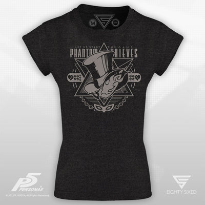 Persona 5 Phantom Thieves Women's Shirt