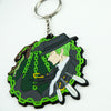 Blazblue Hazama Keychain by Eighty Sixed