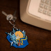 Blazblue Jin Keychain by Eighty Sixed