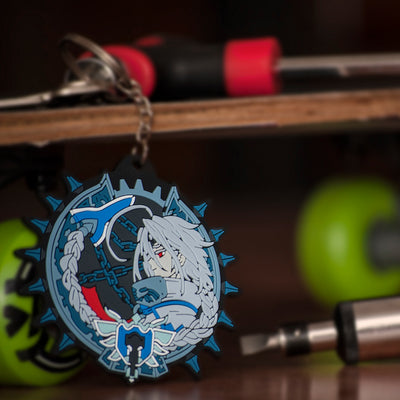 Blazblue Nu-13 Keychain by Eighty Sixed