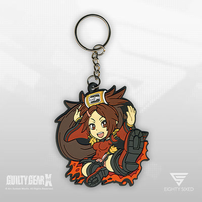 Guilty Gear - Jam Keychain