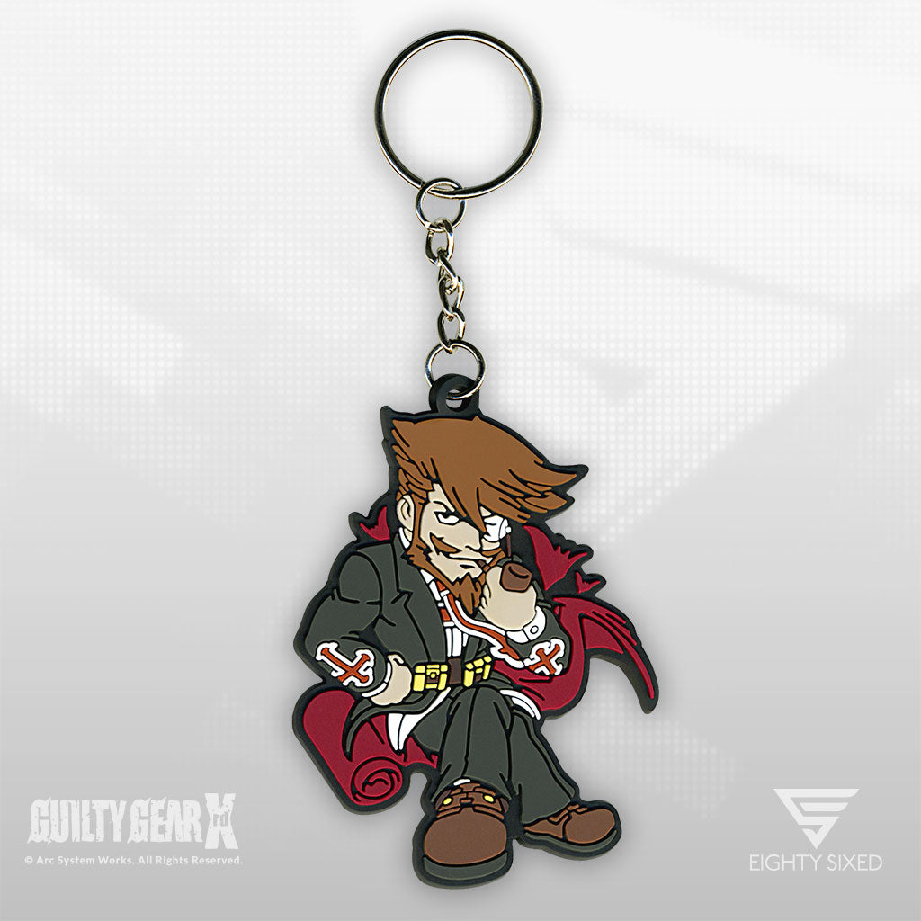 Guilty Gear Slayer Keychain