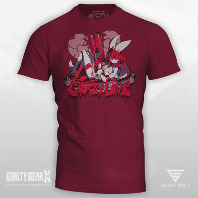 Guilty Gear Crazy Love, Elphelt T-Shirt