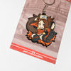 Guilty Gear Jam Keychain with Packaging