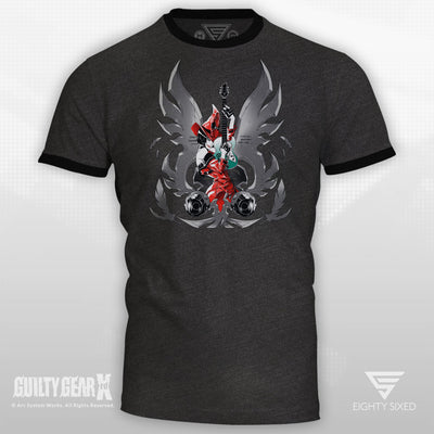 Guilty Gear Red Witch T-Shirt.