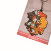 Guilty Gear Sol Badguy Keychain with packaging
