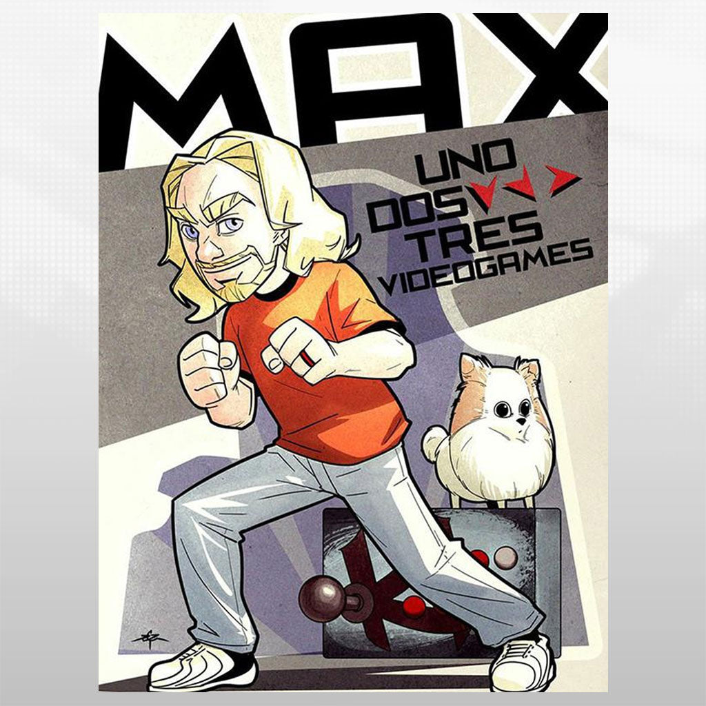 Yo Videogames, Max and Benny Poster